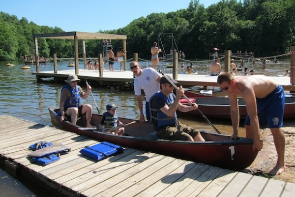 Canoe, Kayak Rentals ($7.00 per half hour)