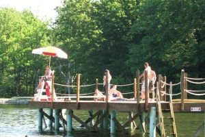 Diving Board / Wooden Docks