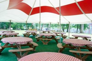 Tented Pavilions (for catered events)
